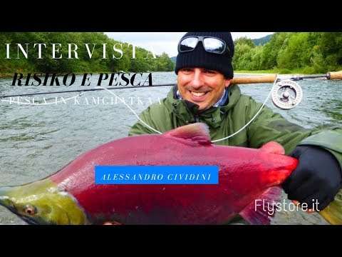 La pesca su un kachkovka