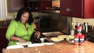 Crispy Fish Tacos w/ Chipotle Aioli (Cooking With Carolyn)