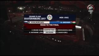 Хасан Халмурзаев vs Атила Унгвари 81кг
