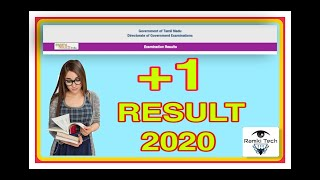 +1Result | Higher Secondary | Plus One Result -2020 |