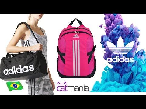 Bolsas e Mochilas Adidas, Originais no Brasil