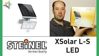 """STEINEL L-S XSolar und """"STEINEL GL-S XSolar"""" Sensor LED-Leuchte [watt24-Video Nr. 88]"""