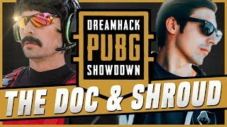 Shroud & Dr DisRespect showing how it's done at Dreamhack