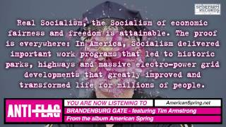 Anti-Flag - Brandenburg Gate featuring Tim Armstrong