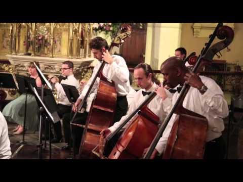 Performing Beethoven's 7th Symphony with the Metro Chamber Orchestra