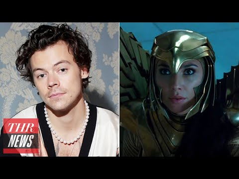 Harry Styles Heads Back to the Big Screen, 'Wonder Woman 1984' Delayed (Again), & More   THR News
