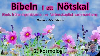 Thumbnail for video: Bibeln i ett Nötskal Del 2: Kosmologi - Anders Gärdeborn