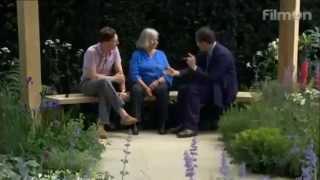 Бенедикт Камбербэтч, Benedict Cumberbatch Chelsea Flower Show BBC Two