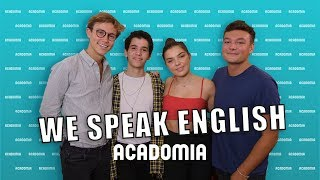 Escape Game 100% anglais (avec Sulivan Gwed, Clara Marz, Sundy Jules, Anthonin)