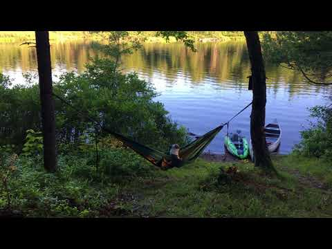 Video Of Forked Lake Campsite, NY