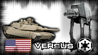 U.S. vs Imperial Armor (Star Wars vs. Modern Military - Call to Arms [BETA])