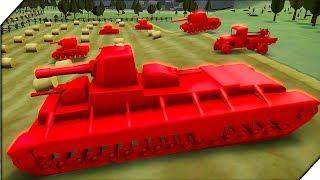 ОЧЕНЬ КРЕПКИЙ ТАНК. Американская компания ФИНАЛ # 5 - Игра Total Tank Simulator Demo 4 прохождение