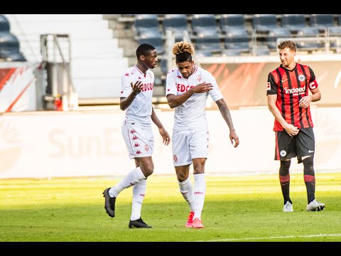 HIGHLIGHTS : Eintracht Francfort 1-1 AS Monaco (Musaba)