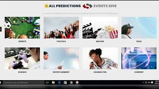 Walkthrough Of BetDeEx Next Gen Prediction Platform