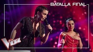 Elena Vargas Y Lorena Fernández Cantan 'A Que No Me Dejas' | Batalla Final | La Voz Antena 3 2019
