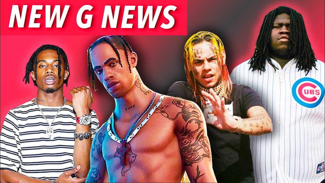 Young Chop vs 21 Savage, Travis Scott sur Fortnite, Playboi Carti & 6ix9ine Font Leur Come-Back!