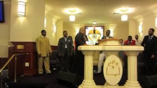 preview picture of video 'Elder David Hollis 8/31/14 PM (Pt 3) - Christ Pentecostal Temple, Inc.'