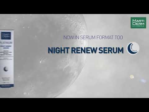Martiderm Night Renew - 10 ampoules