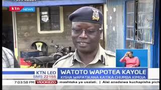 Watoto 11 waliotoweka kwa siku nne Kayole wapatikana chumbani, polisi wafanya uchunguzi