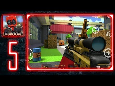 Kuboom - Gameplay Walkthrough Part 5