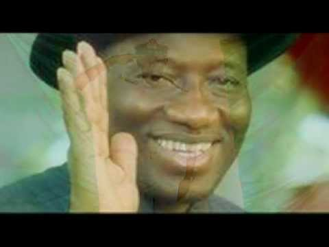 GOODLUCK JONATHAN TRANSFORMATION SONG (MUSIC VIDEO)