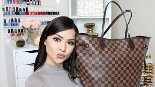 What's In My Bag   Diana Saldana 2016