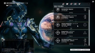 Playing with our Lenz - Warframe with the Giant Bomb Heavy INC Clan