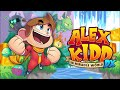 Alex Kidd In Miracle World Dx Signature Edition Unboxin