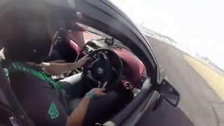 SKD55 VE Queensland Raceway Drifting 25/6/2014