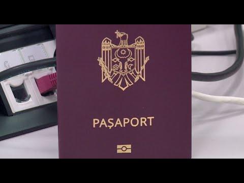 С молдавским паспортом по миру