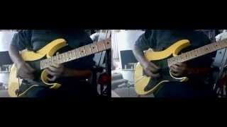 Dragonforce - Cry for eternity solo