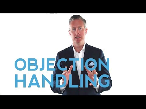 Objection Handling - 5 Easy Steps To Overcome Objections - YouTube