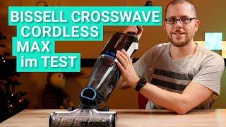 Bissell CrossWave Cordless Max - Der Allrounder für Hartboden und Teppich im Test