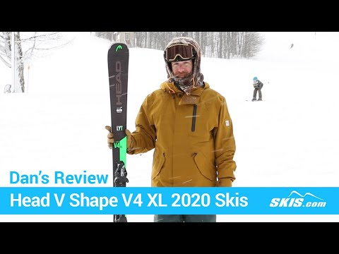 Video: Head V Shape V4 XL Skis 2020 5 35