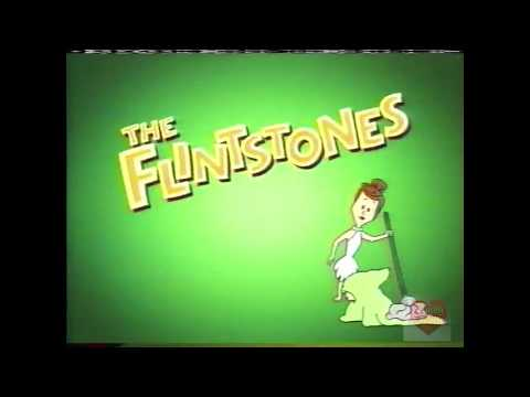 The Flintstones | Cartoon Network | Bumpers | 2000