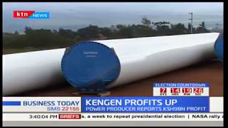 KenGen Profits Up: Firm posts 100%on rights issue
