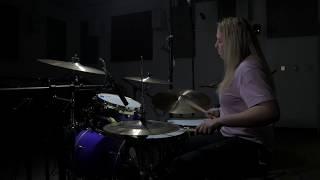 Wasted Youth - FLETCHER Drum Cover- Annalie Durbin