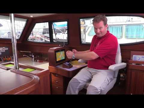 Grandpa's Farm Goes Sailing.  – Sirius 40 DS review.