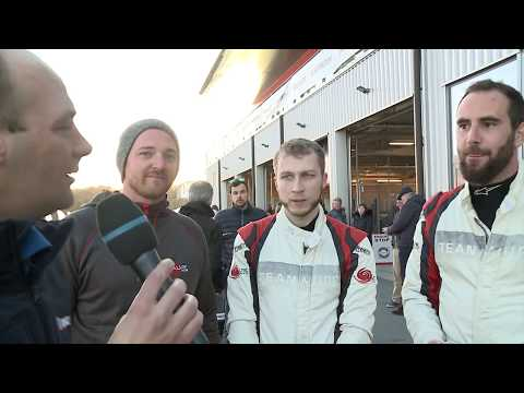 Kronos 8 Hours of Mettet: interview second place