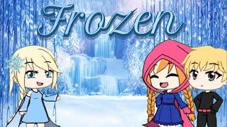Frozen | Gacha Life Mini Movie | Gacha Life | Gacha Studio | GLMM | gacha life 2 gacha life meme