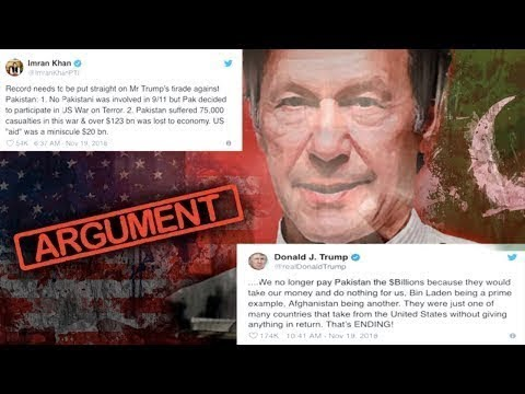 Perdebatan Imran Khan dengan Rakyat Amerika