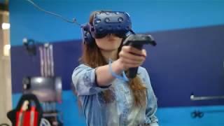 Аттракцион VR квест - Ограбление банка (HTC Vive, Vive Pro)
