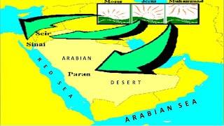 Islam Flourished in Mecca Not  Petra
