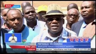 Juhudi za chama cha Jubilee ikisema NASA hawana swala mpya: Kurunzi ya KTN