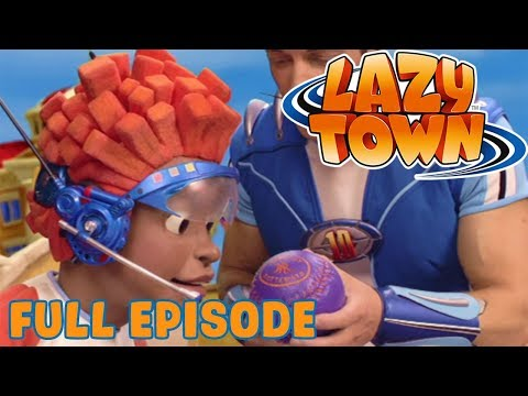 Lazy Town | Sleepless In LazyTown | Full Episode