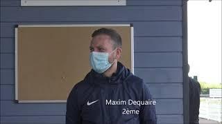 Golf Foot Étape 28 : FC Montfaucon Morre Genne La Vèze