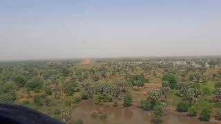 "Заход и посадка в Мозамбик, посёлок ""Заср*нск""(сори за выражение), полоса 1000м."