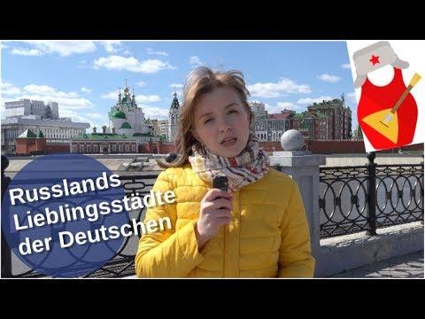 Russlands Lieblingsstädte der Deutschen [Video]