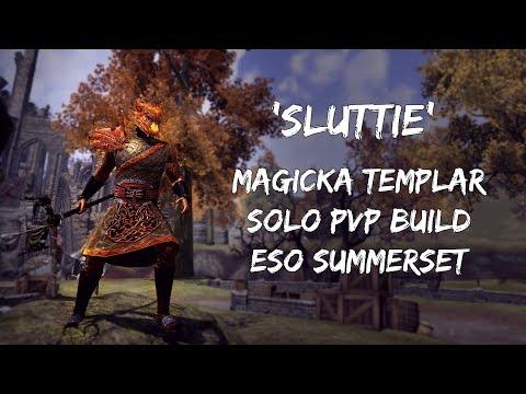 Elder Scrolls Online Stamblade Build