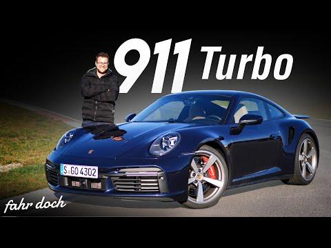 BRUTAL! NEUER Porsche 911 992 Turbo auf der Rennstrecke | Review und Fahrbericht | Fahr doch